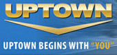 Uptown Chrysler Jeep Dodge logo