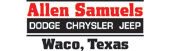 Allen Samuels Dodge Chrysler Jeep Logo