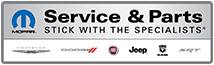 ChryslerJeepDodgeServiceSpecials.com - Stick With The Specialists