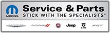 ChryslerJeepDodgeServiceSpecials.com main logo, homepage link